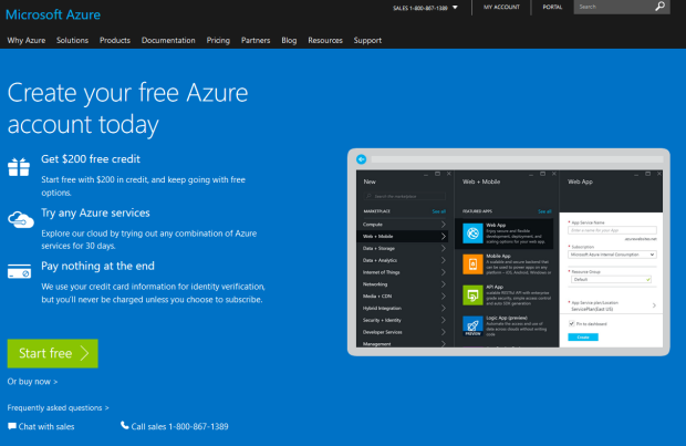 azure-free-trial