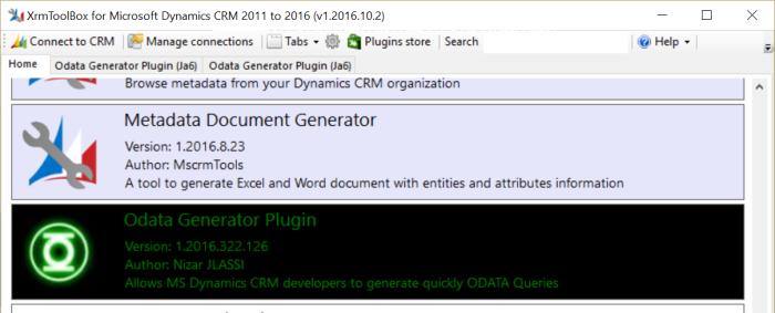 Prefilter data for Power BI with OData URLs | crm chart guy