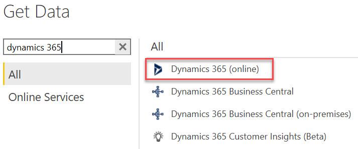 Comparing the three main ways to get Dynamics 365 data into Power BI