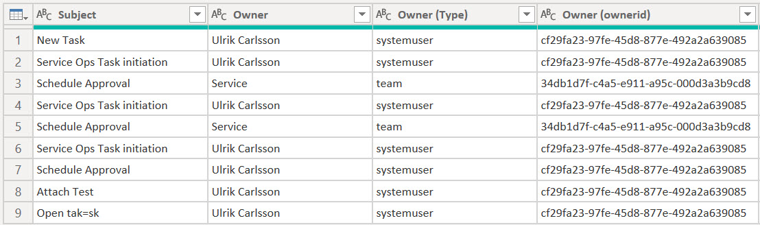Comparing the three main ways to get Dynamics 365 data into